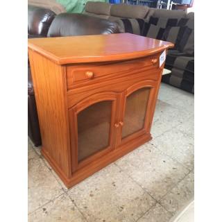 Mesa TV de pino
