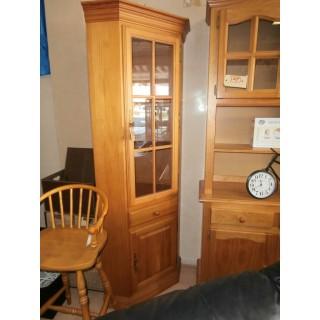 Mueble de salon de pino tipo rinconera